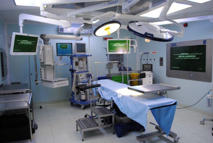 A fost inaugurat un bloc operator de urologie în valoare de peste 9,2 milioane lei