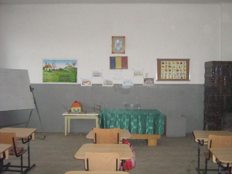 Școala Gimnazială din Terebești, inclusă și în acest an în Programul pilot de acordare a unui suport alimentar pentru preșcolari și elevi