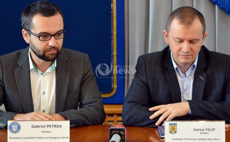 """Ministrul Dialogului Social: """"Ne dorim ca dialogul social să reînvie la nivel de sector"""""""