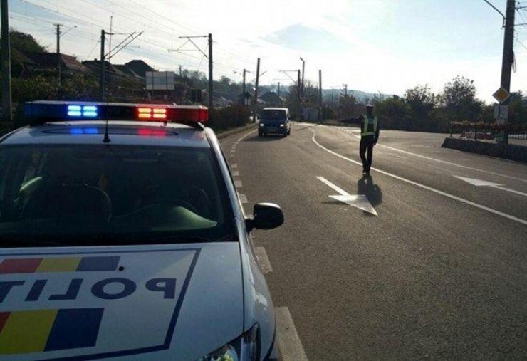 Amenzi de 3.500 lei într-o acțiune de prevenire a accidentelor rutiere cauzate de defecțiuni tehnice ale autovehiculelor