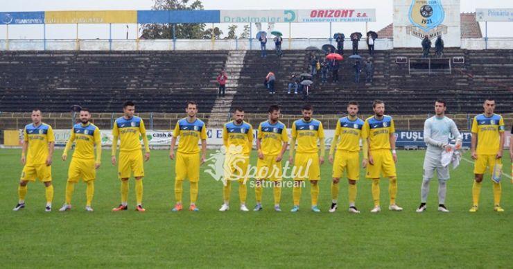 Liga 2 | Victorie la scor pentru Olimpia, în deplasare la ACS Berceni