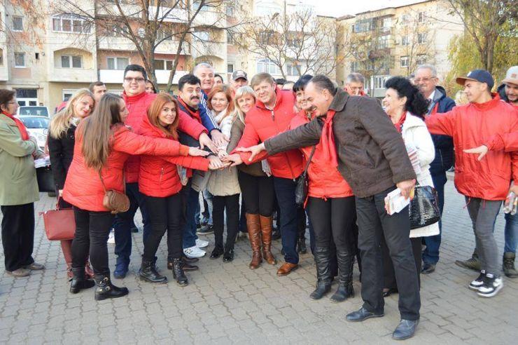 Candidații PSD Satu Mare explică de ce trebuie să crească salariul minim