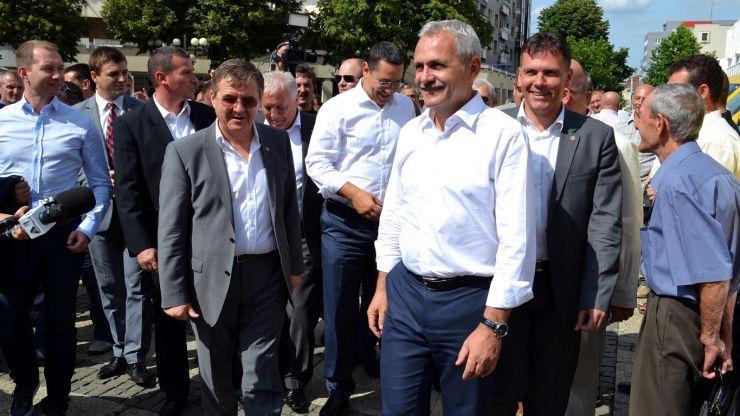 Liviu Dragnea, audiat la DNA în dosarul lui Govor, iar deputatul Andrei Dolineaschi, învinuit în același dosar