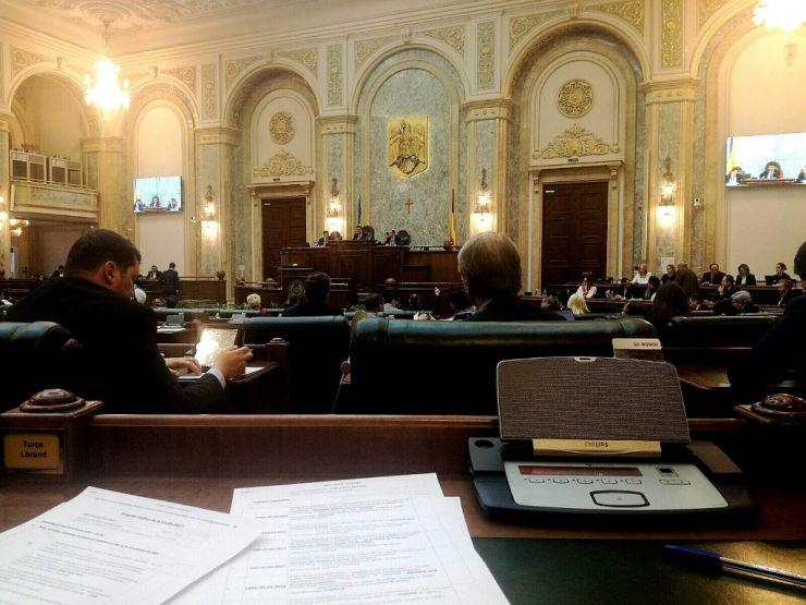 Propunerea legislativă de desființare a CNCD, respinsă de Senat