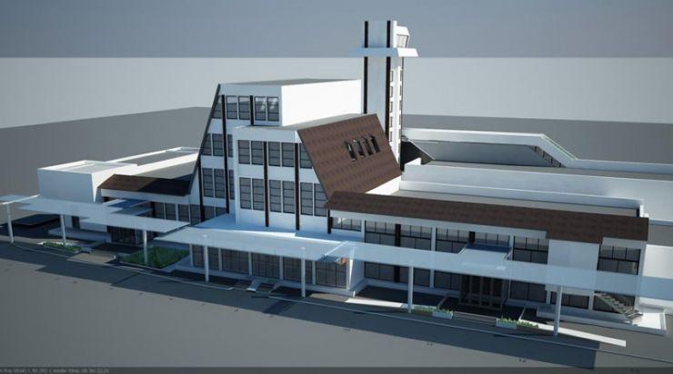 La Aeroportul Satu Mare a fost inaugurată o clădire administrativă