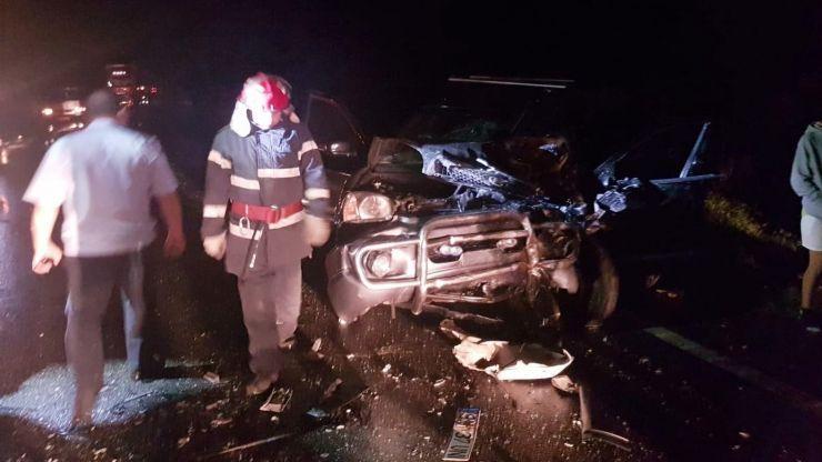 Şoferul microbuzului implicat în accidentul de la Ciuperceni, provocat de o șoferiță beată, a decedat
