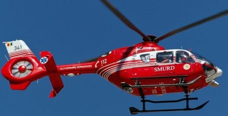 Elicopterul SMURD de la Jibou devine operațional din 10 septembrie. Va deservi și județul Satu Mare