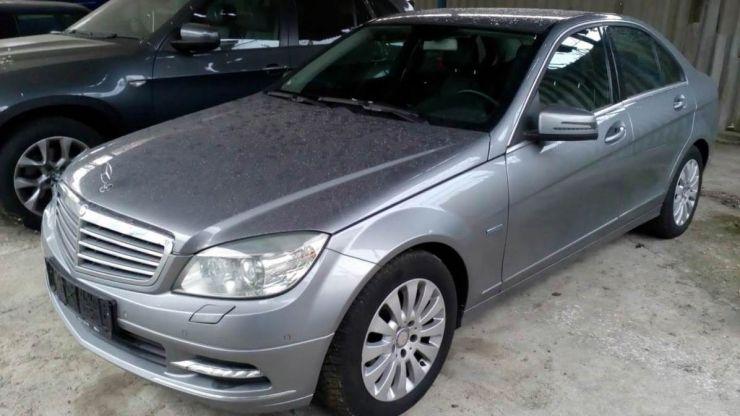 Mașină furată din Danemarca, oprită la vama Urziceni