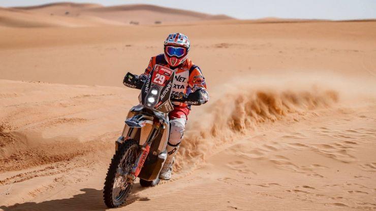 Dakar 2021 | Emanuel Gyenes s-a clasat pe locul 35 la sfârșitul rundei a 7-a