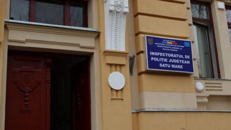 Postul de șef Birou de Ordine Publică la Poliția municipiului Satu Mare, scos la concurs
