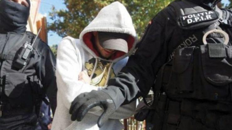 Un bărbat din Solduba condamnat pentru încăierare, prins și încarcerat în penitenciar