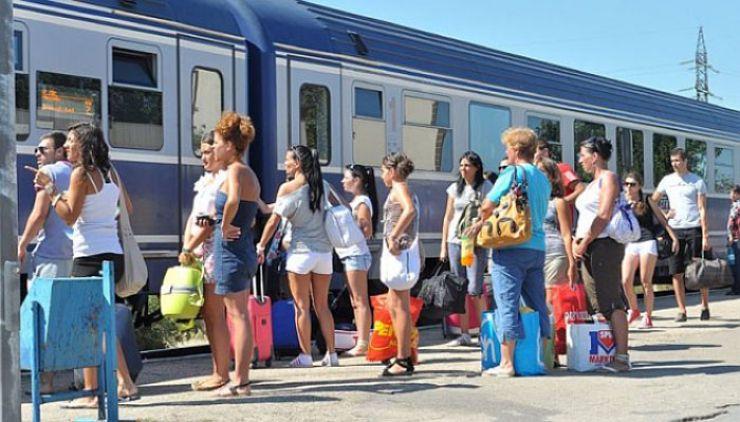 START vacanță! Cu Trenurile Soarelui spre litoral!