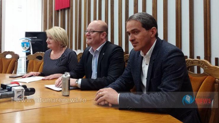 Viceprimarul Adrian Albu: Lucrările la centura municipiului vor demara în luna mai