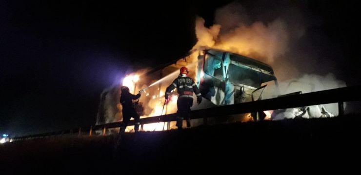 Victima care a murit carbonizată în incendiul produs aseară în Moftin avea 20 de ani
