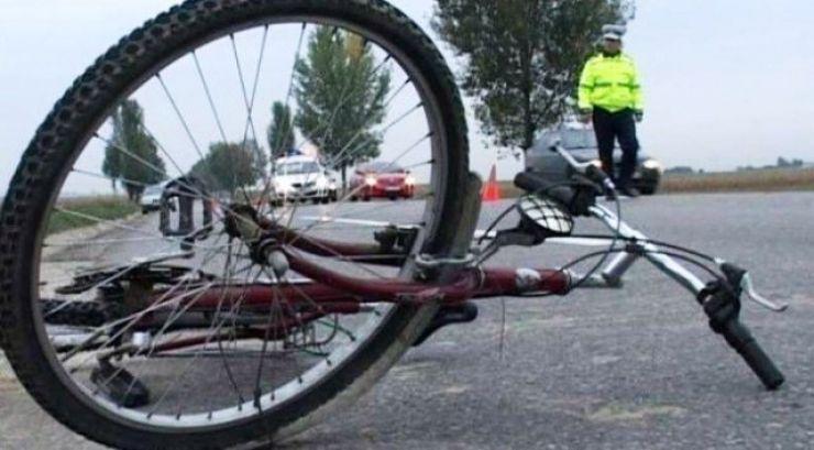 Un careian de 49 de ani s-a ales cu dosar penal. A lovit o biciclistă