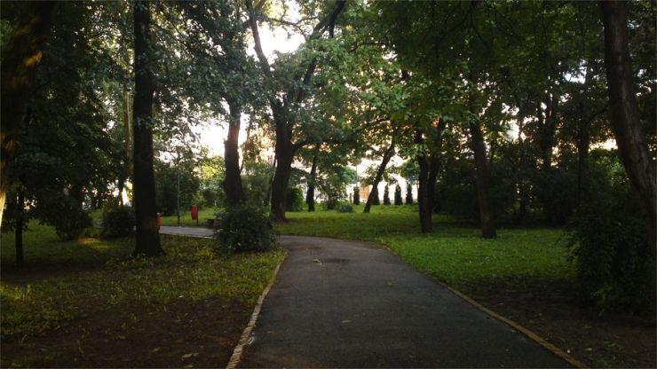 Primăria Satu Mare dorește să reabiliteze Grădina Romei. Sătmărenii, invitați să transmită observaţii şi propuneri