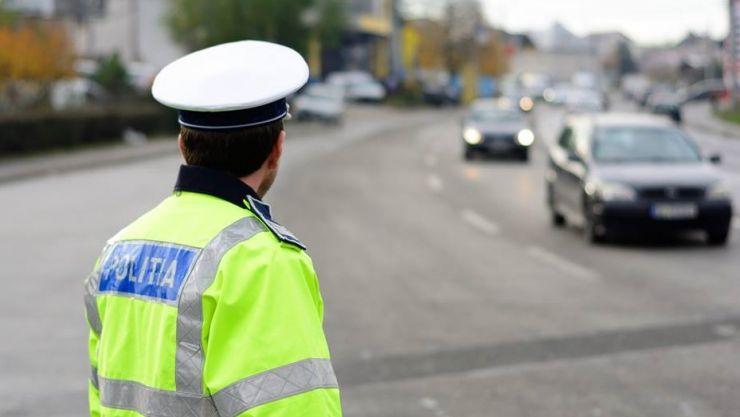 Amenzi în valoare de 87.000 aplicate de polițiști în minivacanța de 1 Decembrie