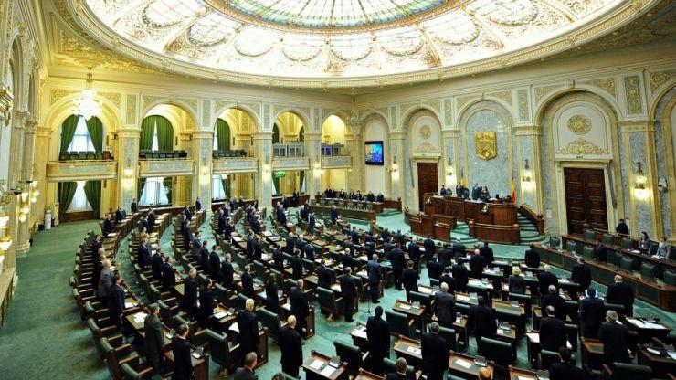 Senat   Dezbaterile privind legea carantinării și a izolării, amânate din nou