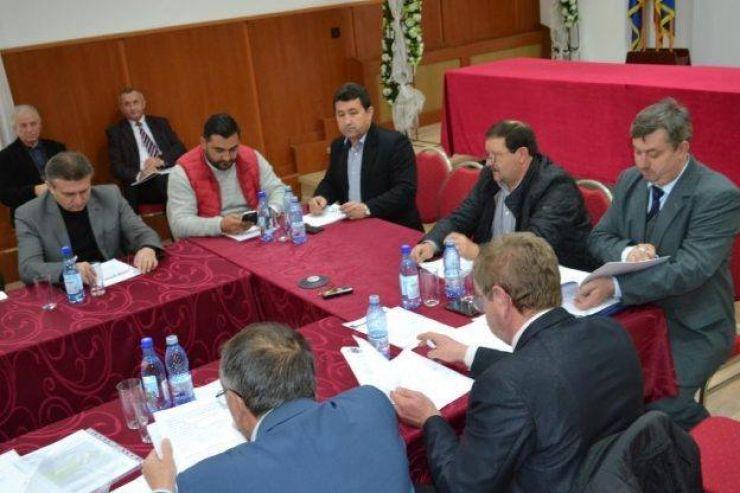 Constantin Fanea a fost ales viceprimar al orașului Negrești-Oaș