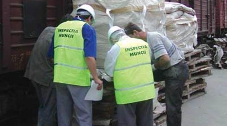 Amenzi de peste 180.000 lei aplicate de inspectorii ITM Satu Mare în luna iulie