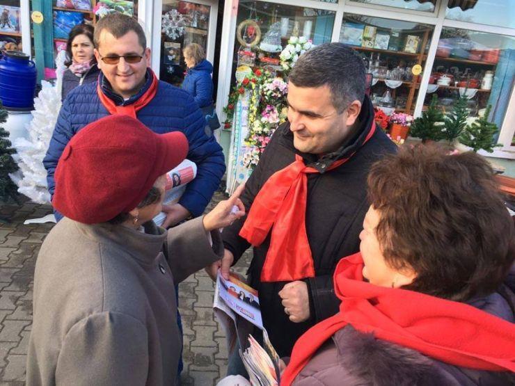 Candidatul PSD la Senat, Gabriel Leș: Nimeni nu are dreptul să batjocorească Ziua Națională a României pentru câteva voturi