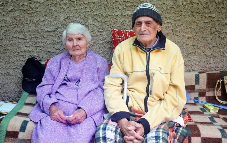 Câte o diplomă de onoare pentru doi veterani de război din Carei