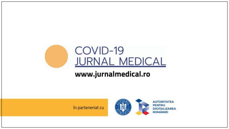 Jurnal Medical - aplicația web în care fiecare cetățean român se poate înscrie pentru a-și monitoriza starea de sănătate
