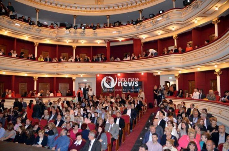 Programul spectacolelor Teatrului de Nord în luna februarie