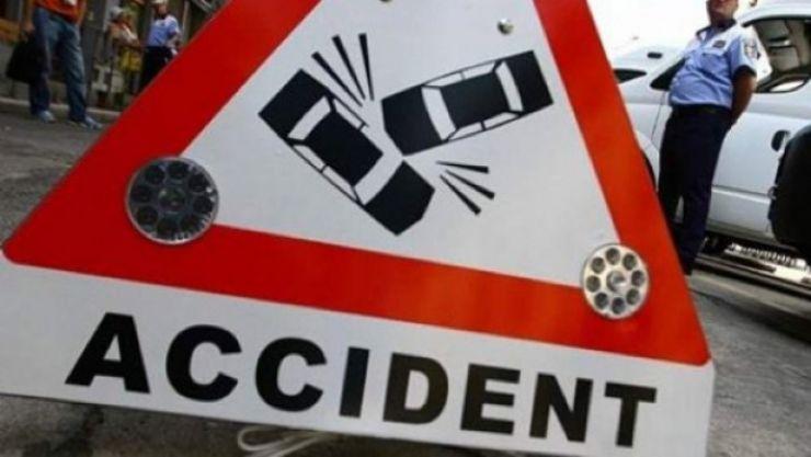 Accident grav în apropierea stadionului Olimpia