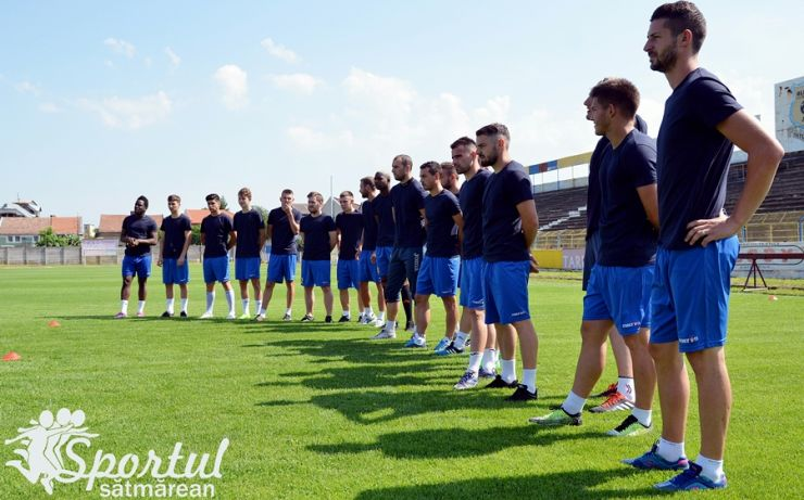 Liga 2 | Olimpia s-a reunit sub comanda lui Tibor Selymes
