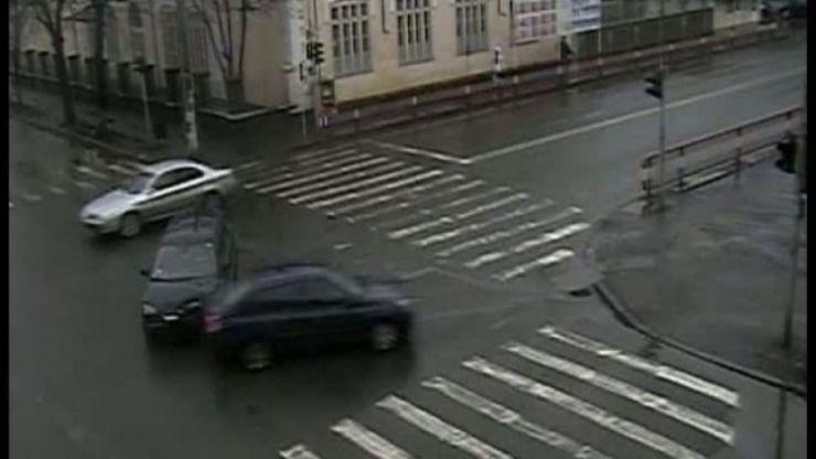 Sătmăreancă implicată într-un accident în Oradea