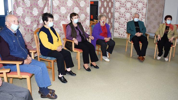 Caritas Satu Mare: Eveniment informativ la Centrul de zi pentru vârstnici