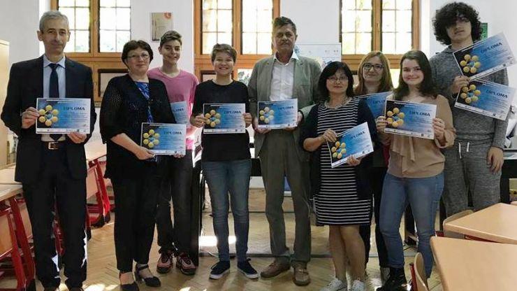 Elevii eminescieni vor reprezenta România la Expo Science International MILSET din Abu Dhabi