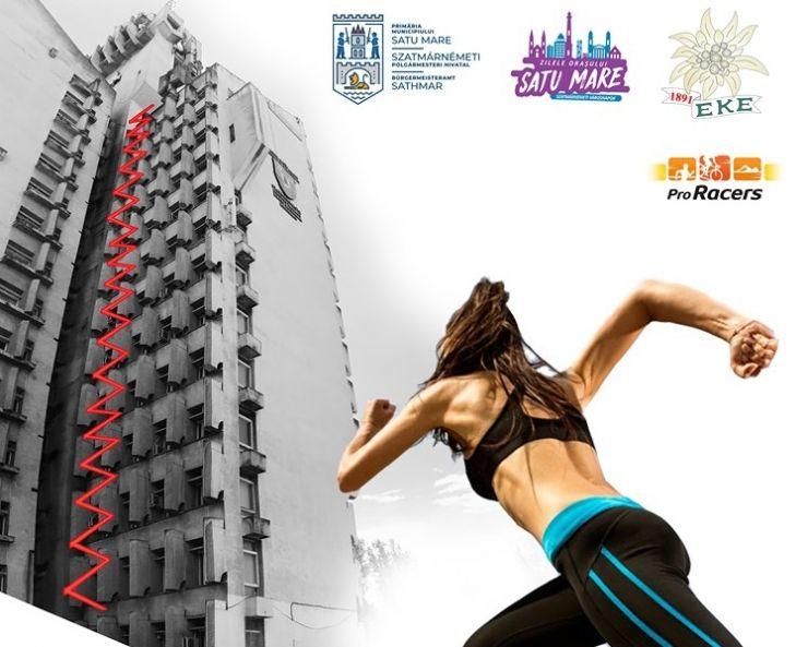 """Tower Run – """"Cursa Palatului"""", sâmbătă, ora 11:00"""