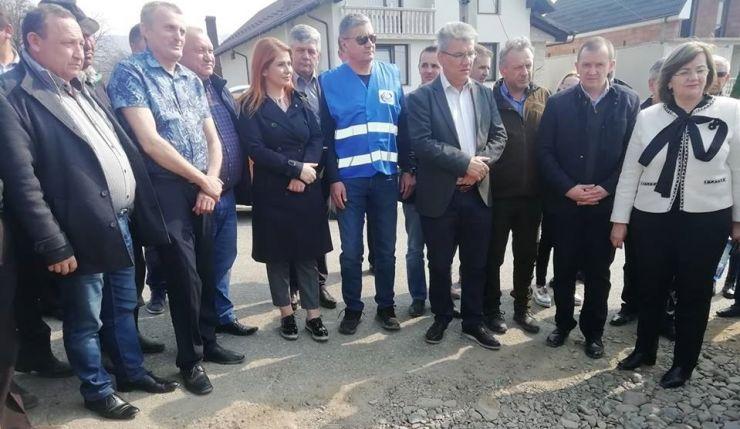 Ministrul Ioan Deneș anunță investiții de anvergură pentru județul Satu Mare