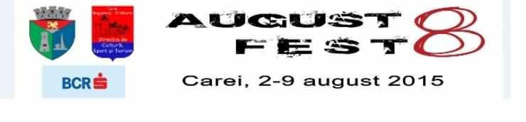 PROGRAM AugustFest Carei