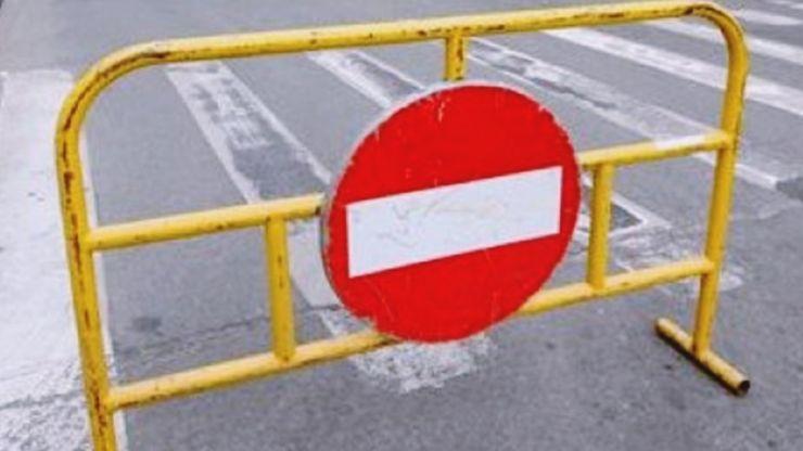 Restricții de circulație pe o stradă din municipiul Satu Mare