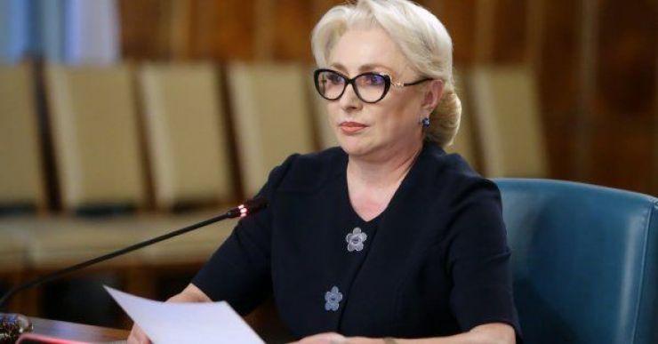 Viorica Dăncilă vine la Satu Mare. Premierul demis va participa la manifestările dedicate zilei de 25 Octombrie