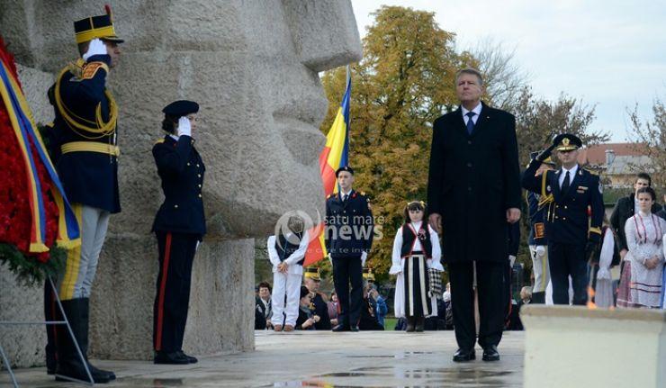 Fotogalerie | Ziua Armatei Române 2016, sărbătorită la Satu Mare și Carei