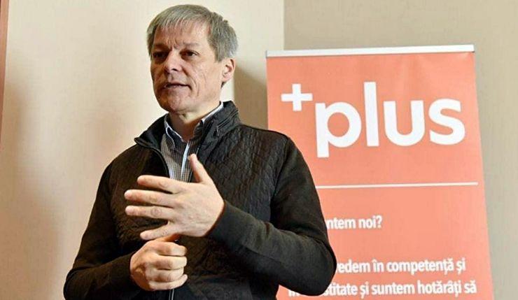 Liderul PLUS, Dacian Cioloş, vine duminică la Satu Mare