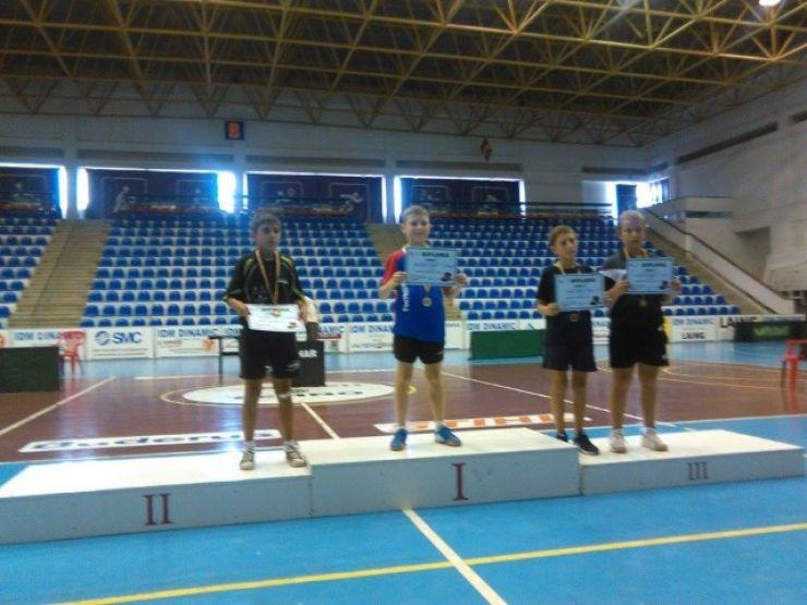 Tenis de masă. Echipa Clubului Elevilor -TAPO Carei va participa la Cupa României, de la Bistrița