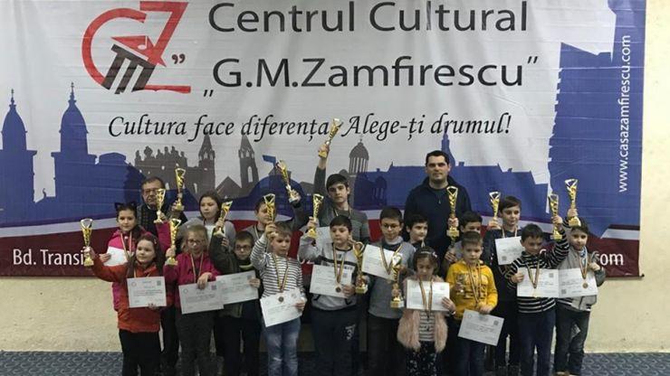 Florin Ferențiu a câștigat primul turneu sătmărean de șah din 2019