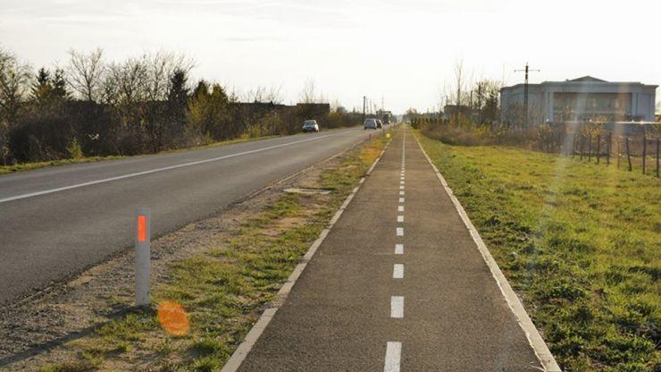 Finanțare europeană pentru pista de biciclete de pe strada Barițiu