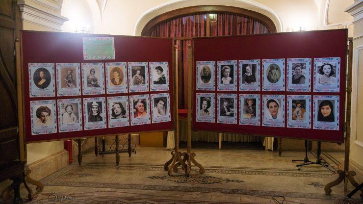 Femei care au schimbat lumea, prezentate într-o expoziție la Carei