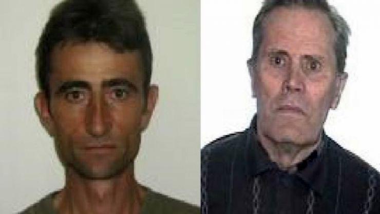 Doi bărbaţi, de 85 şi 43 de ani, daţi dispăruţi