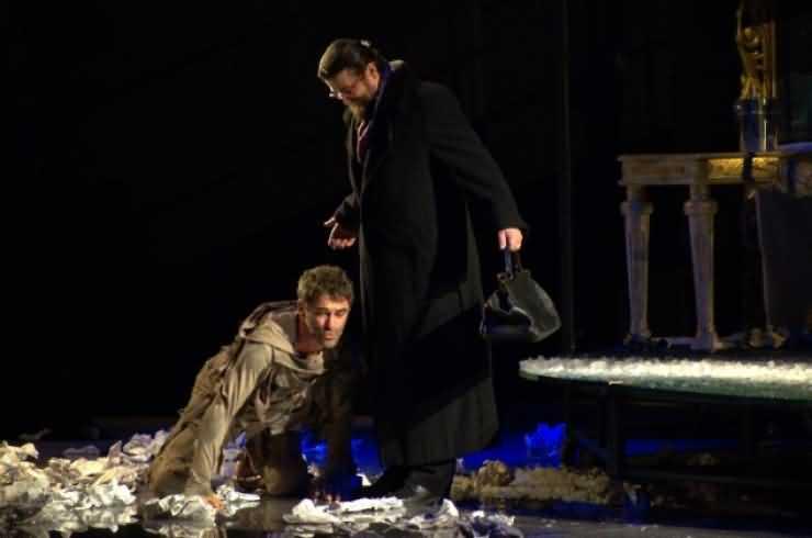 """Ciprian Vultur - propus pentru premiul """"Cel mai bun actor în rol principal"""" la Gala UNITER"""