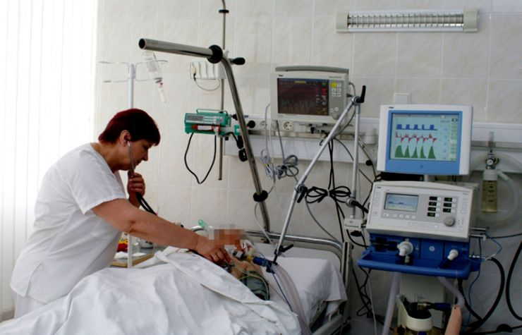 O altă sătmăreancă diagnosticată cu gripă, în stare gravă