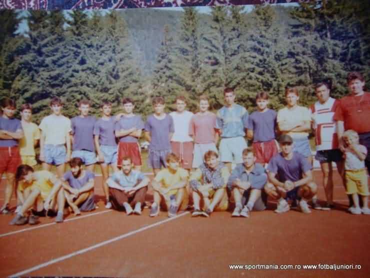 Meciul amintirilor. Olimpia Satu Mare - FC Baia Mare '80 - '90