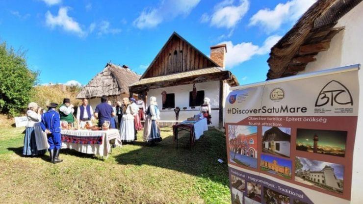 """Muzeul Județean Satu Mare a participat la expoziția de patrimoniu si turism cultural """"Moștenirea comunităților"""""""