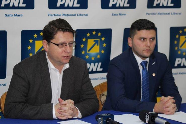 PNL Satu Mare și-a prezentat planurile pentru 2016